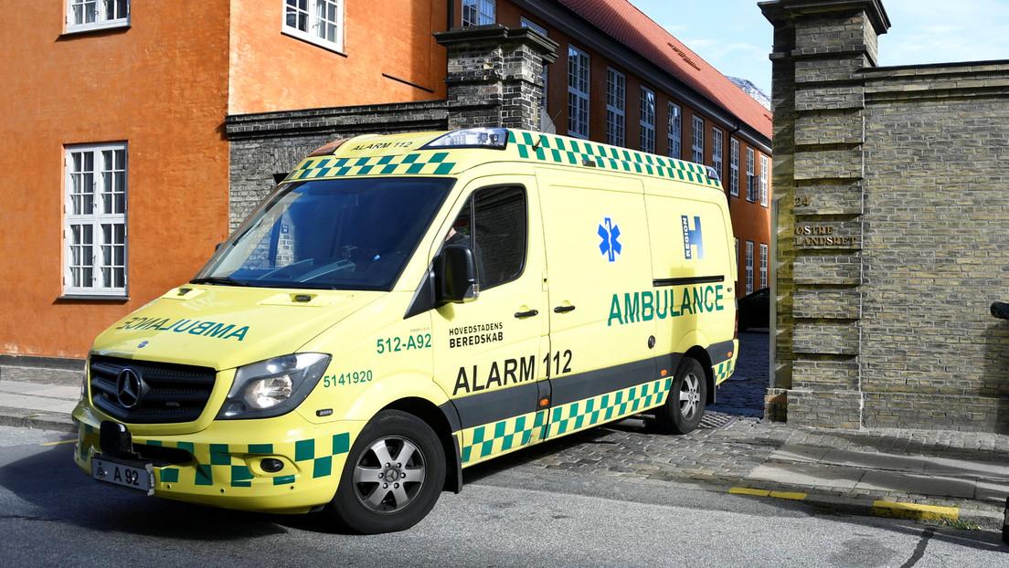 Confirman el primer caso del coronavirus en Dinamarca