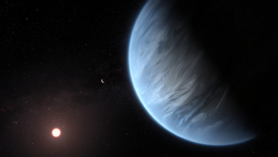 """Un planeta rocoso del doble del tamaño de la Tierra podría ser """"un mundo oceánico"""" habitable"""