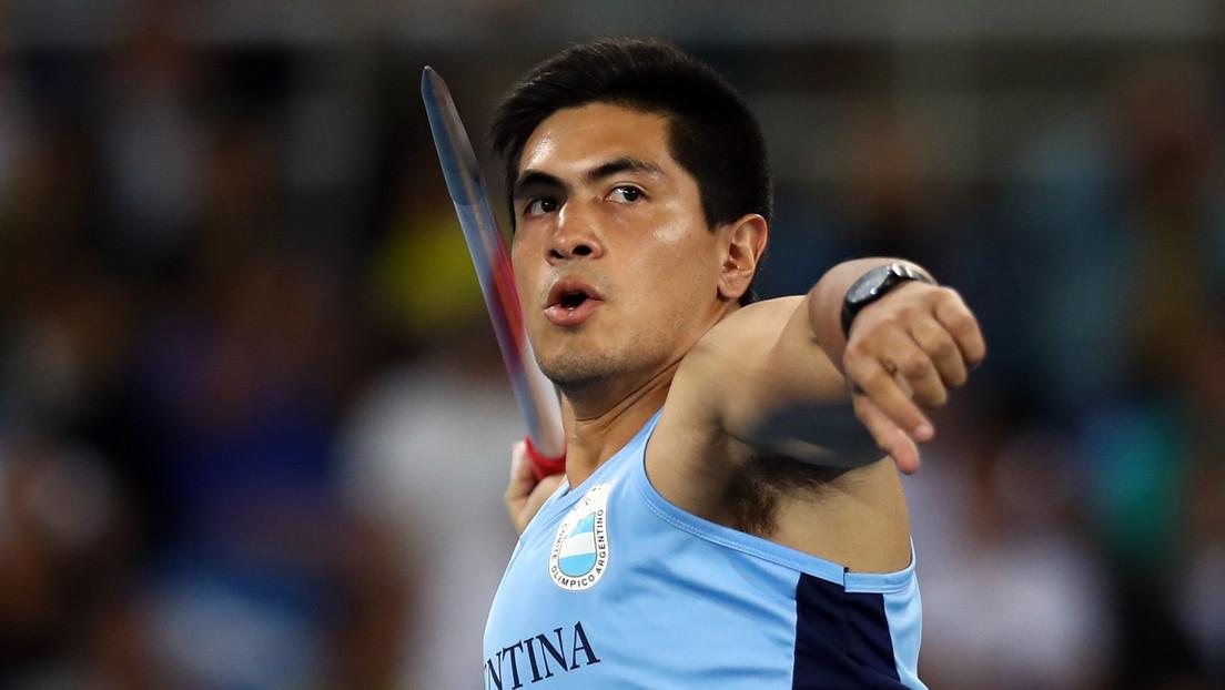 Fallece el atleta olímpico argentino Braian Toledo en un accidente de tráfico