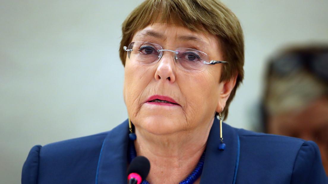 """Bachelet pide la liberación de los """"presos políticos"""" en Venezuela y Caracas responde que """"no existen"""""""