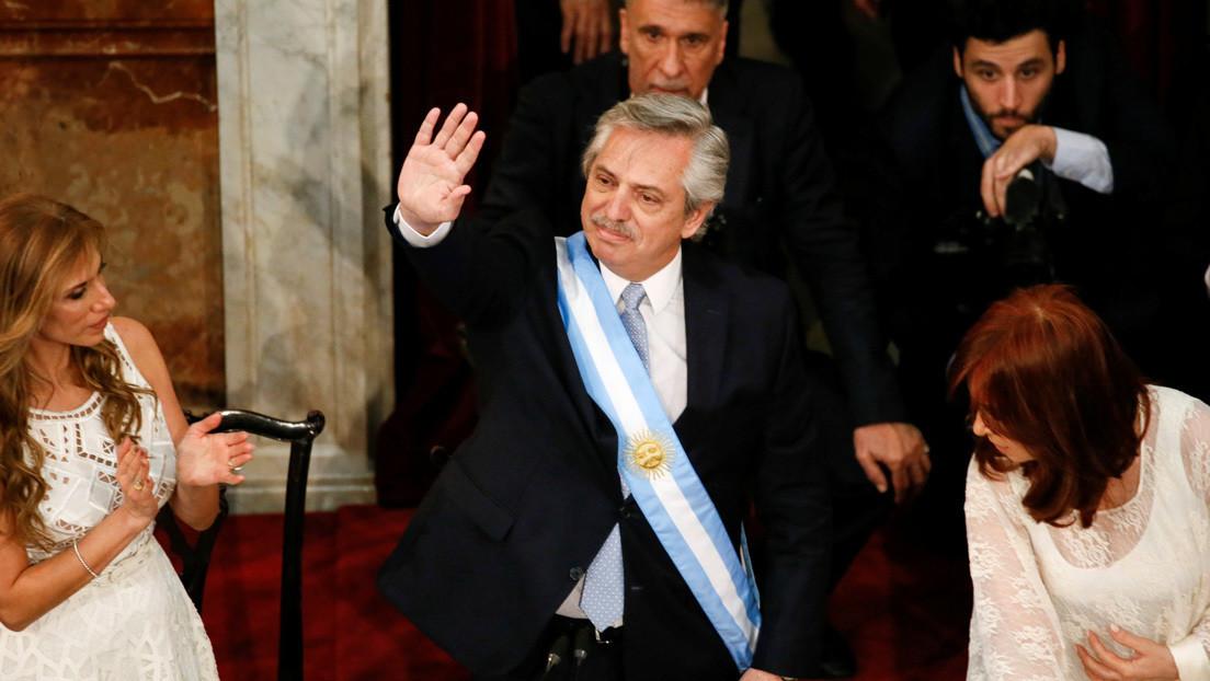 Los ejes del primer discurso de Alberto Fernández en el Congreso que marcarán su agenda política
