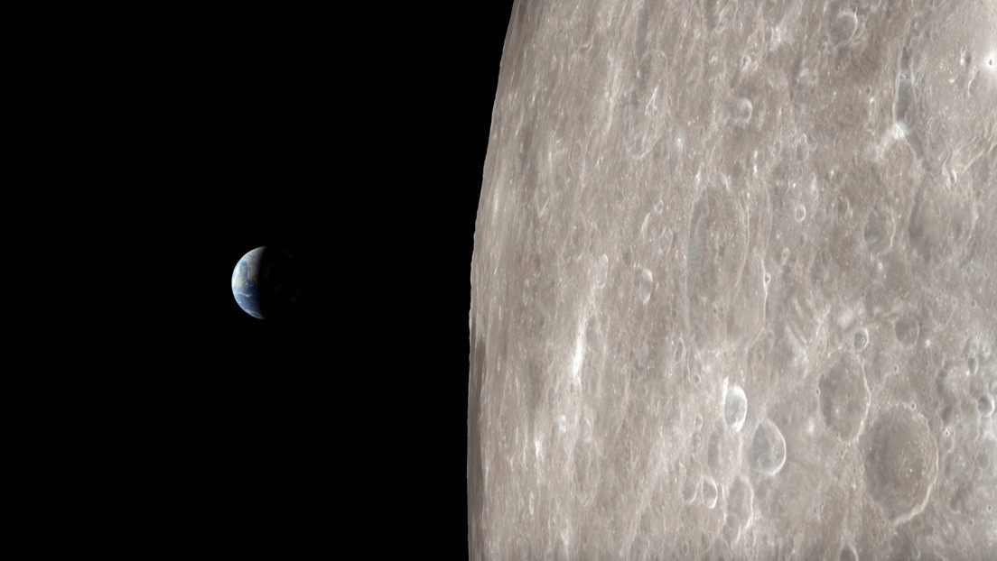 VIDEO: Así es cómo vieron la Luna los astronautas de la fallida misión Apolo 13 de la NASA
