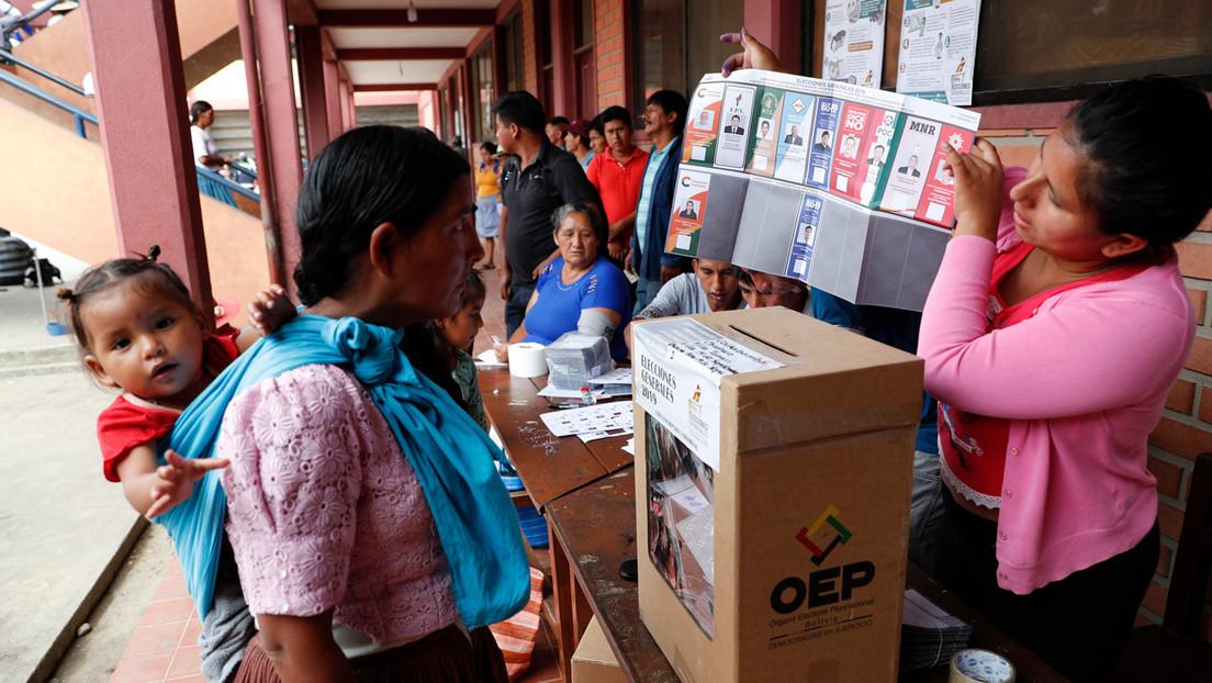 """Sin """"evidencia estadística de fraude"""": Las conclusiones de un estudio publicado en el Washington Post sobre las elecciones en Bolivia"""