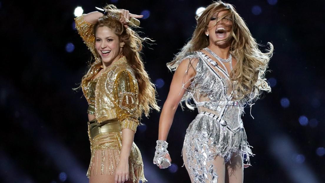 """Más de 1.300 quejas llovieron sobre la actuación de Shakira y Jennifer López en la Super Bowl, acusándola de """"provocativa"""" y """"pornográfica"""""""