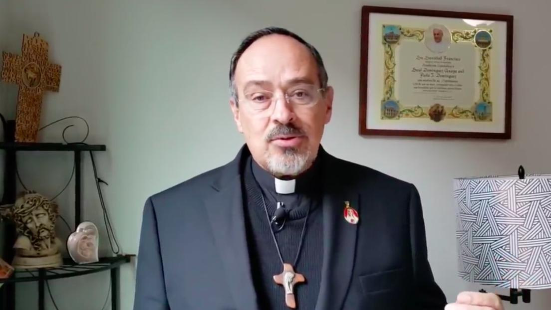 """Un sacerdote minimiza el asesinato de la niña Fátima en México y considera el feminismo como una """"trampa de Satanás"""""""
