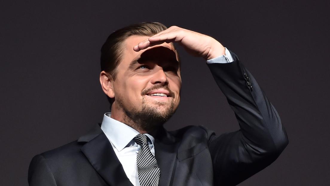 FOTO: Un turista se pierde en Nueva York y quien lo ayuda es casualmente Leonardo DiCaprio