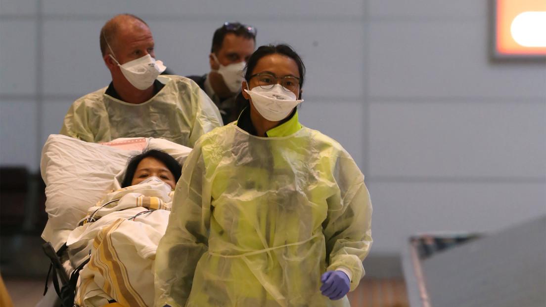 Confirman 327 nuevos casos de coronavirus en China y el número total de muertes se eleva a 2.788