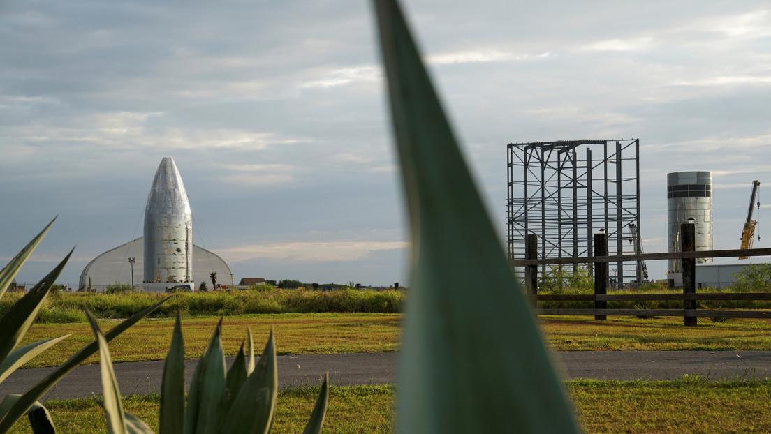 SpaceX inaugura su tercera plataforma de prueba para motores de la nave Starship