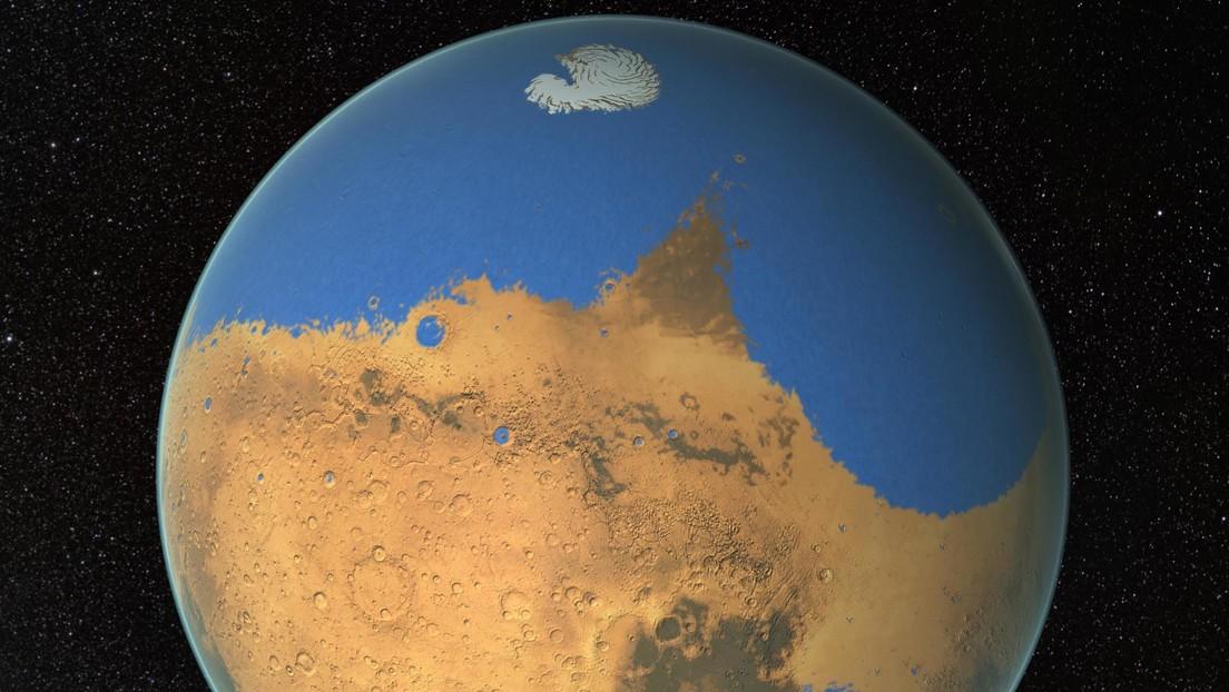 Un gigantesco cráter en Alemania puede dar pistas sobre el antiguo océano de Marte