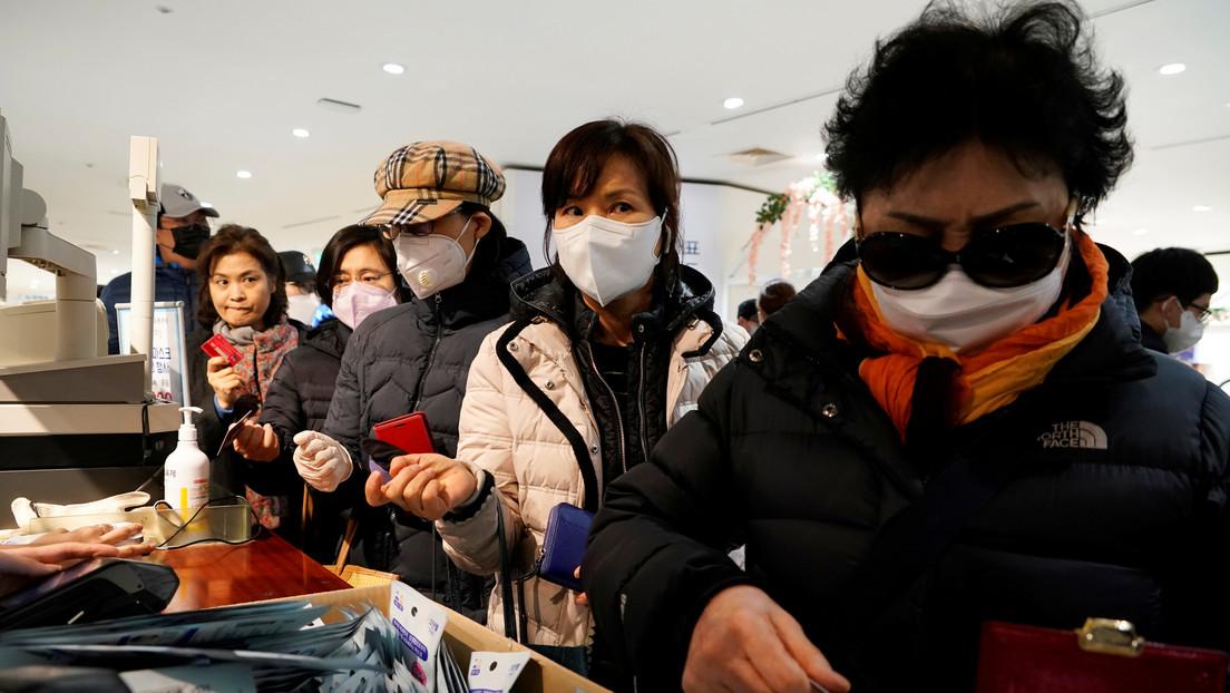 Rusia cierra fronteras para el ingreso de personas desde Corea del Sur por el brote del coronavirus