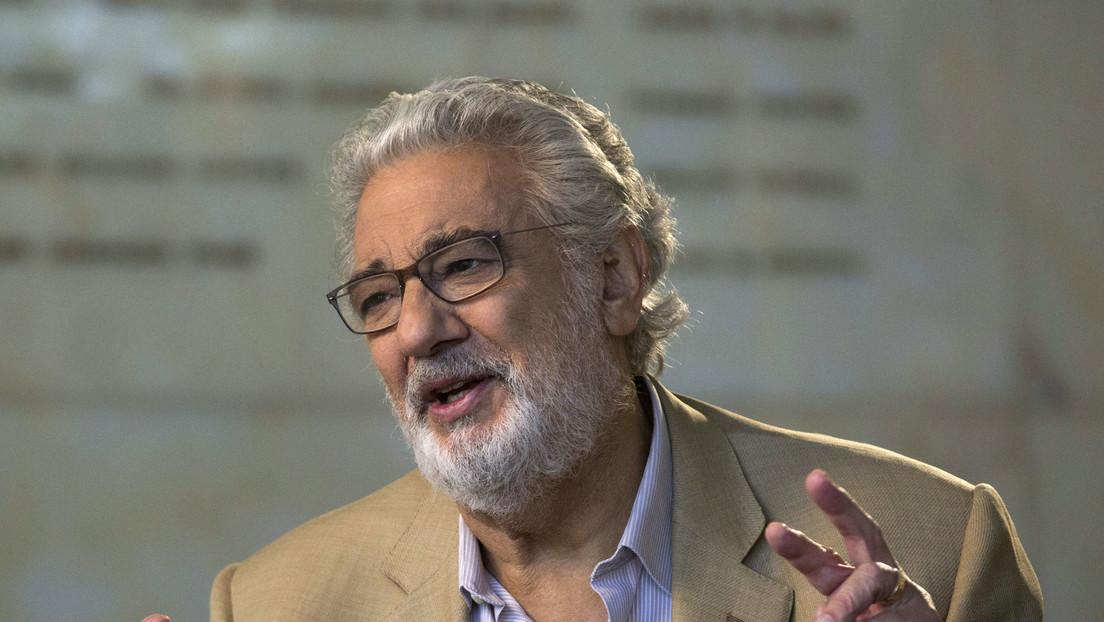 """Plácido Domingo aclara que sus disculpas tras las acusaciones de acoso causaron una """"falsa impresión"""": """"Nunca me comporté agresivamente con nadie"""""""