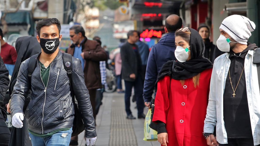 El saldo del coronavirus en Irán asciende a 34 fallecidos y 388 infectados