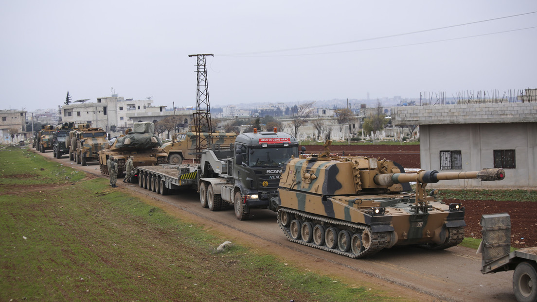 """Rusia: """"Hemos tomado todas las medidas necesarias para garantizar la seguridad de Turquía a lo largo de la frontera con Siria"""""""