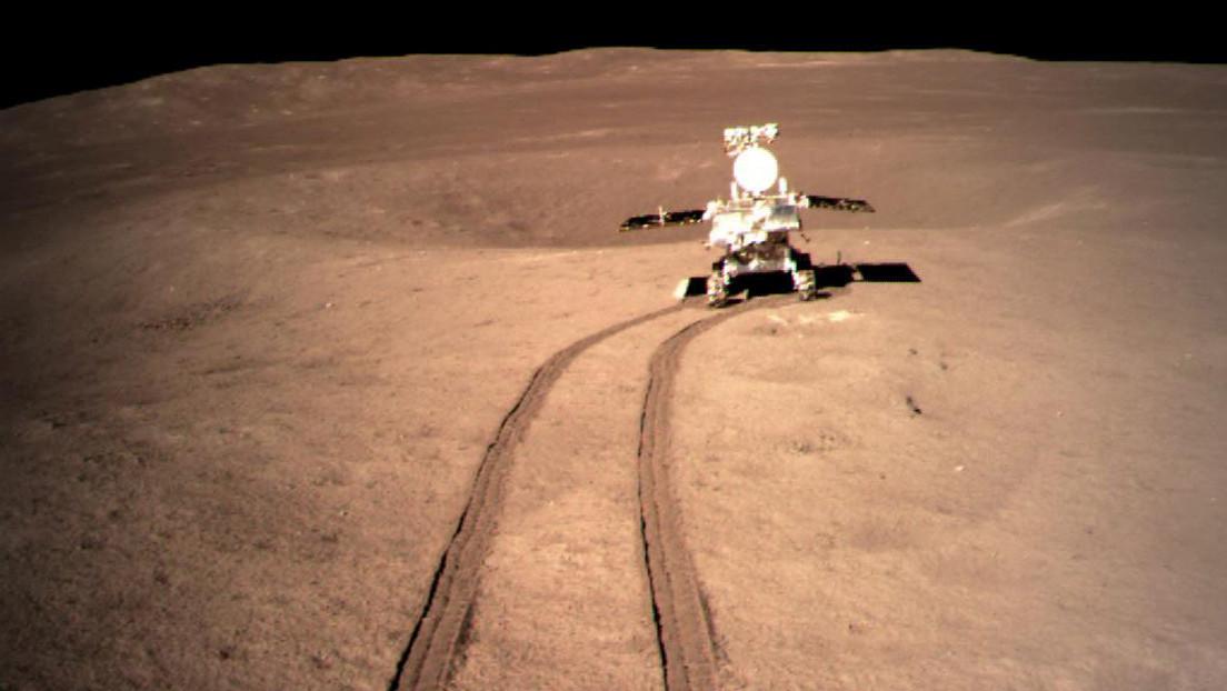 'Rover' chino desvela los misterios del subsuelo de la cara oculta de la Luna
