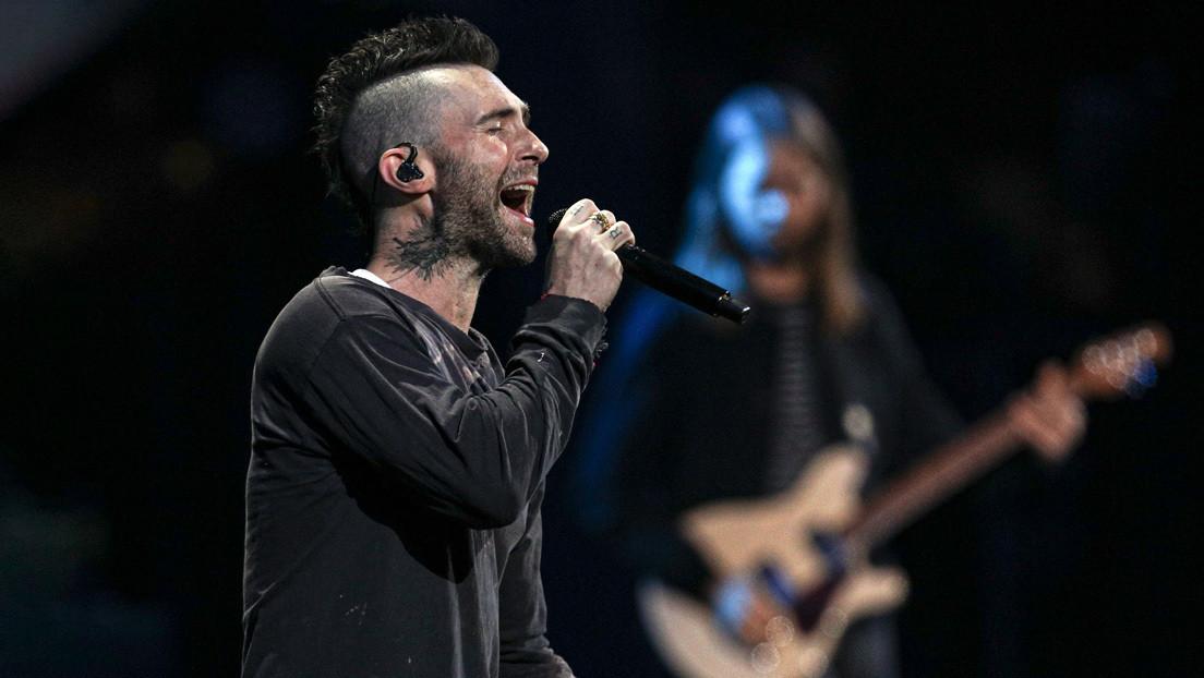 """""""Maldita ciudad"""": la ofensiva expresión de Adam Levine tras el criticado show de Maroon 5 en Viña del Mar"""