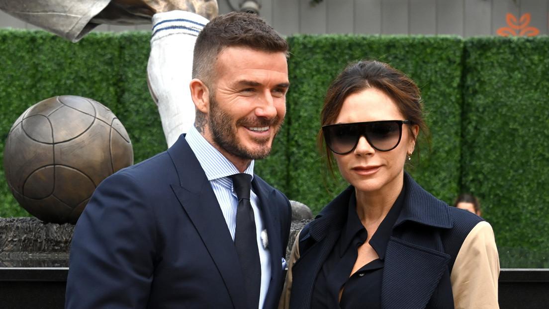 David Beckham cuenta qué le dio Victoria cuando se vieron por primera vez y que sigue guardando 20 años después
