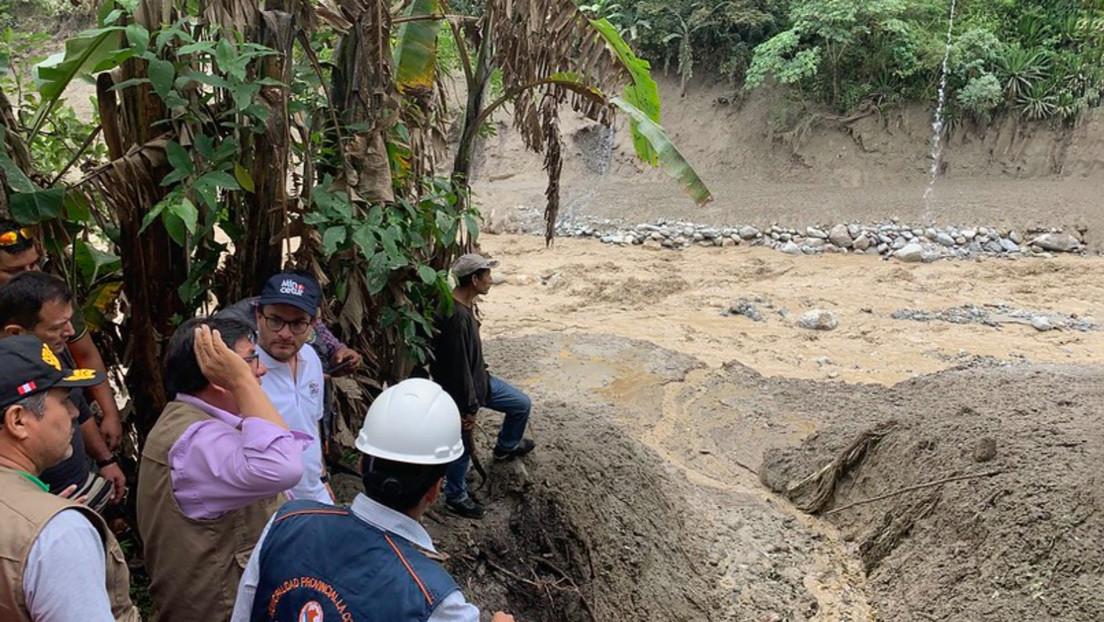 VIDEO: Niño que perdió a sus padres en el aluvión de Cuzco pide ayuda al presidente de Perú para continuar sus estudios