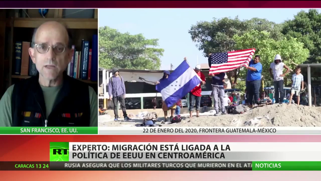EE.UU. busca frenar migración de Centroamérica con publicidad