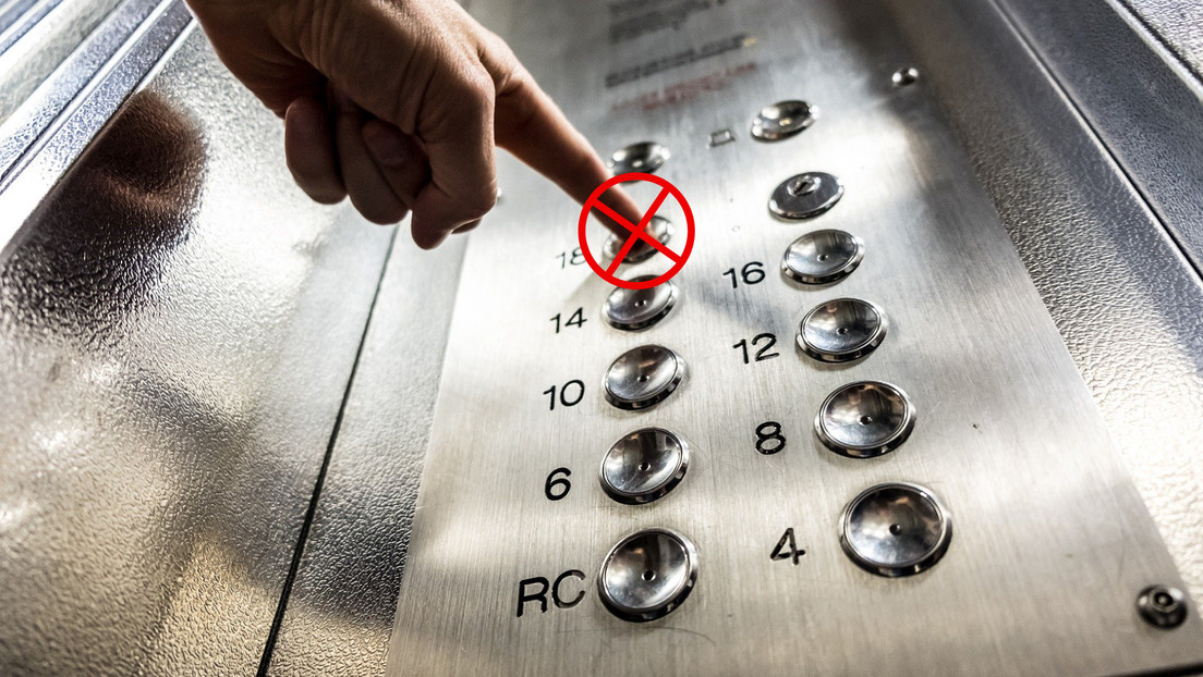 VIDEO: Un elevador inteligente con control de voz ayuda a prevenir contagios por coronavirus