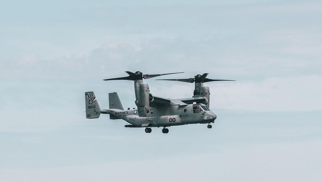 Muestran en video un vuelo de cazas captados con un 'zoom' sin precedentes y a cámara superlenta