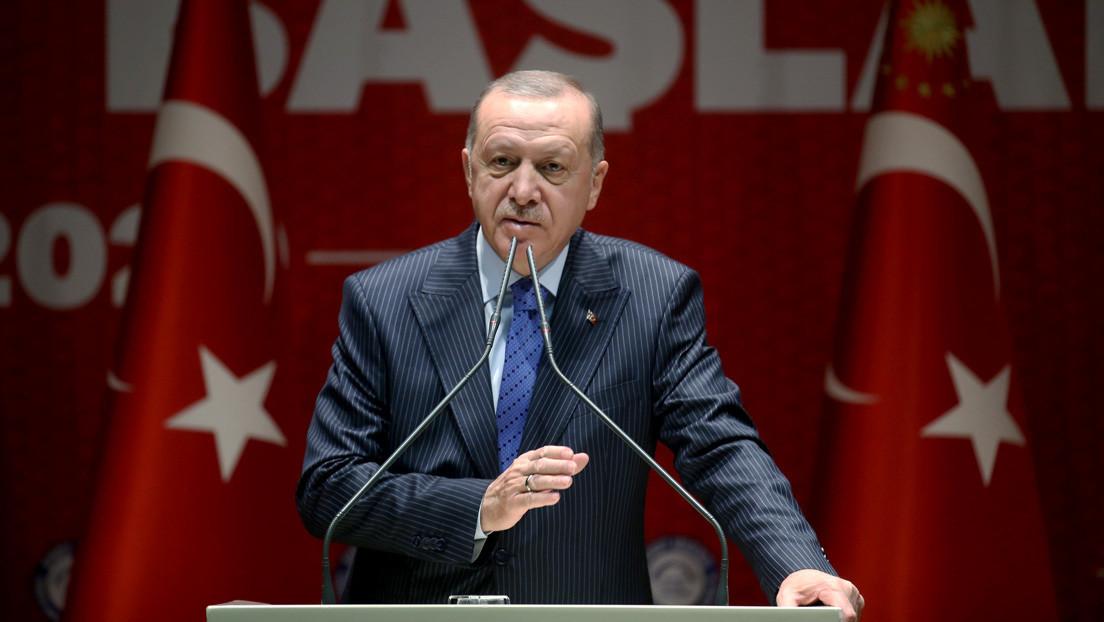 Trump reafirma su apoyo a Erdogan en una llamada telefónica