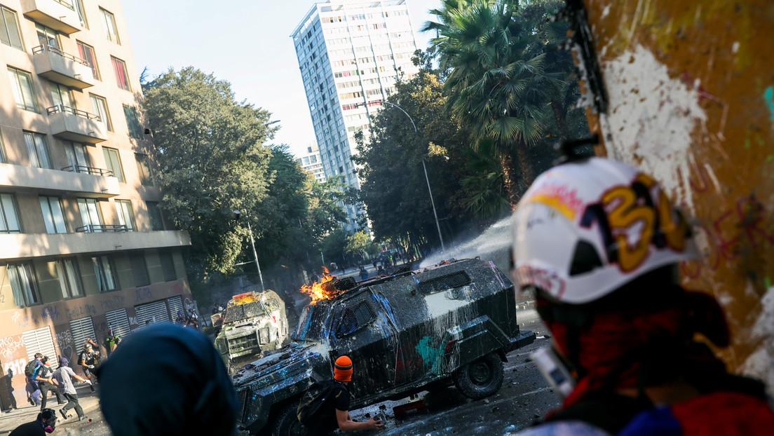 Una nueva jornada de protestas en Chile coincide con el último día del Festival de Viña y pone en alerta al Gobierno de Piñera