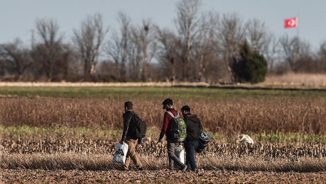 Erdogan asegura que ya no va a cerrar la frontera y que 18.000 refugiados sirios han cruzado hacia la UE