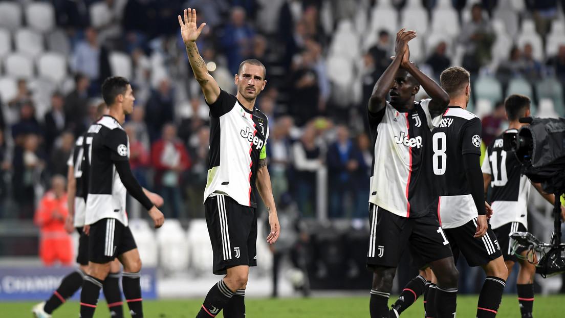 Los partidos de la Serie A entre la Juventus y el Inter y otros ocho equipos se posponen después del brote de coronavirus en Italia