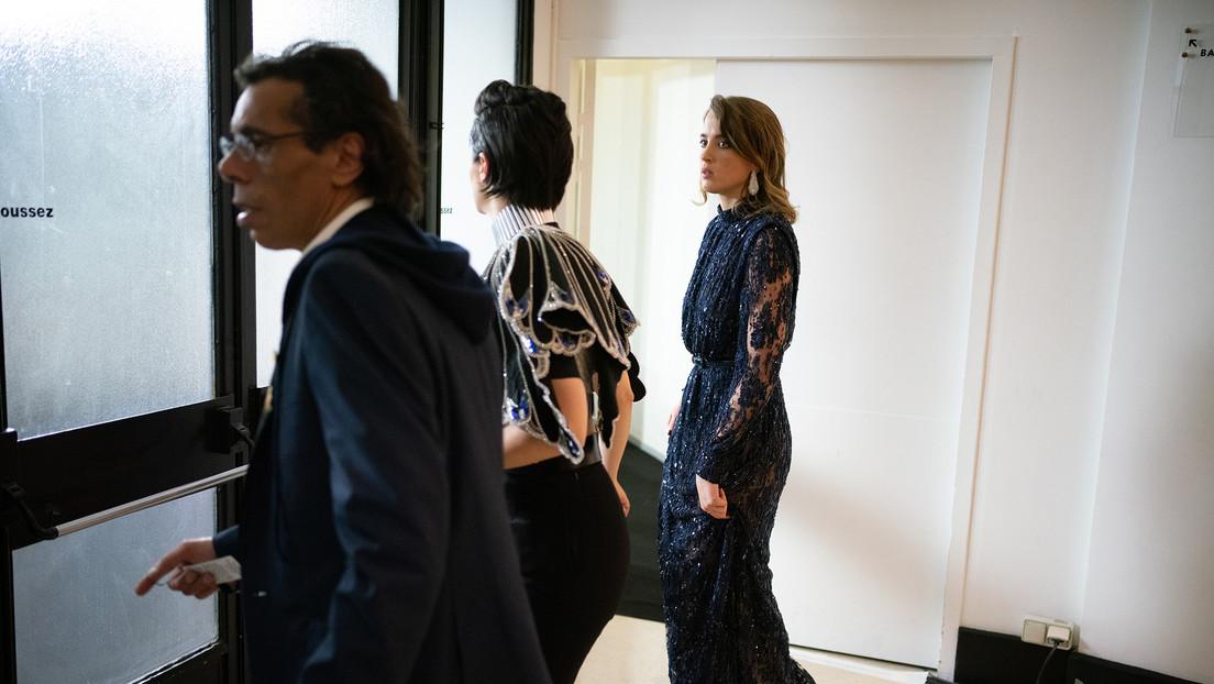 Actrices y directora abandonan los 'Óscars franceses' luego que Polanski ganara el César a mejor director, en una ceremonia marcada por protestas
