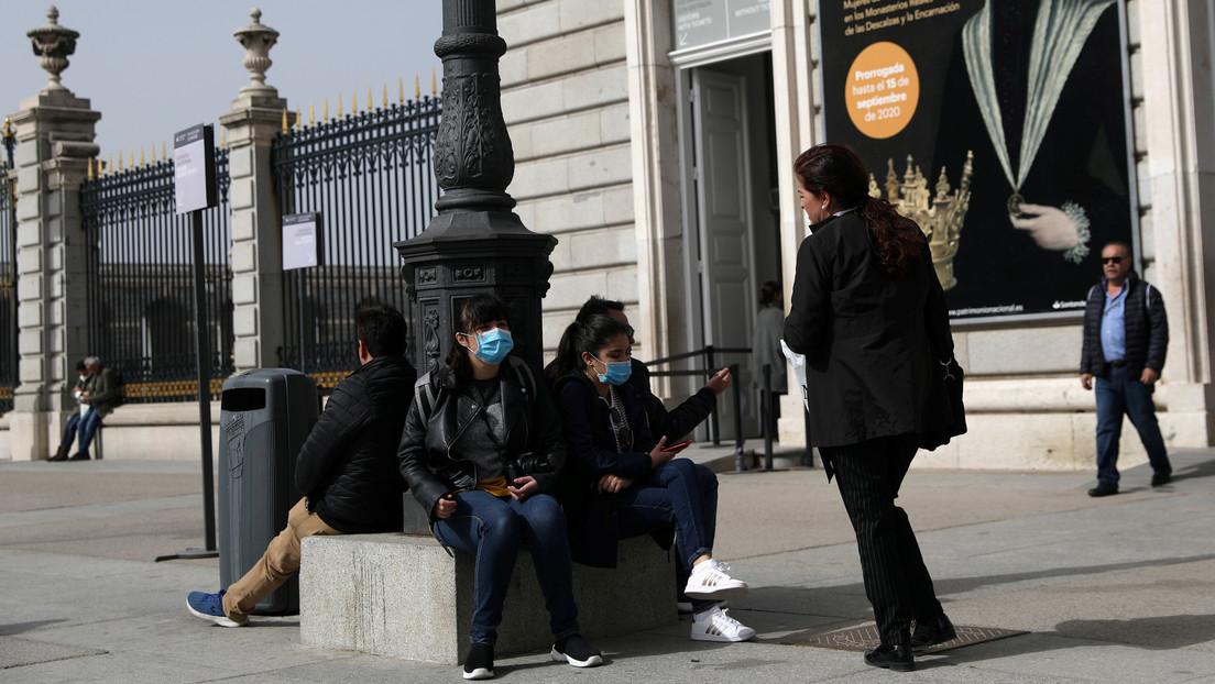 """El ministro de Sanidad español muestra """"preocupación"""" por el coronavirus, pero insta a no """"caer en alarmismos"""""""