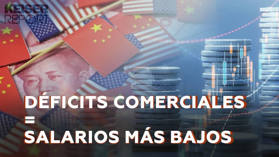 Resultado de imagen para deficit comercial con china, imagen