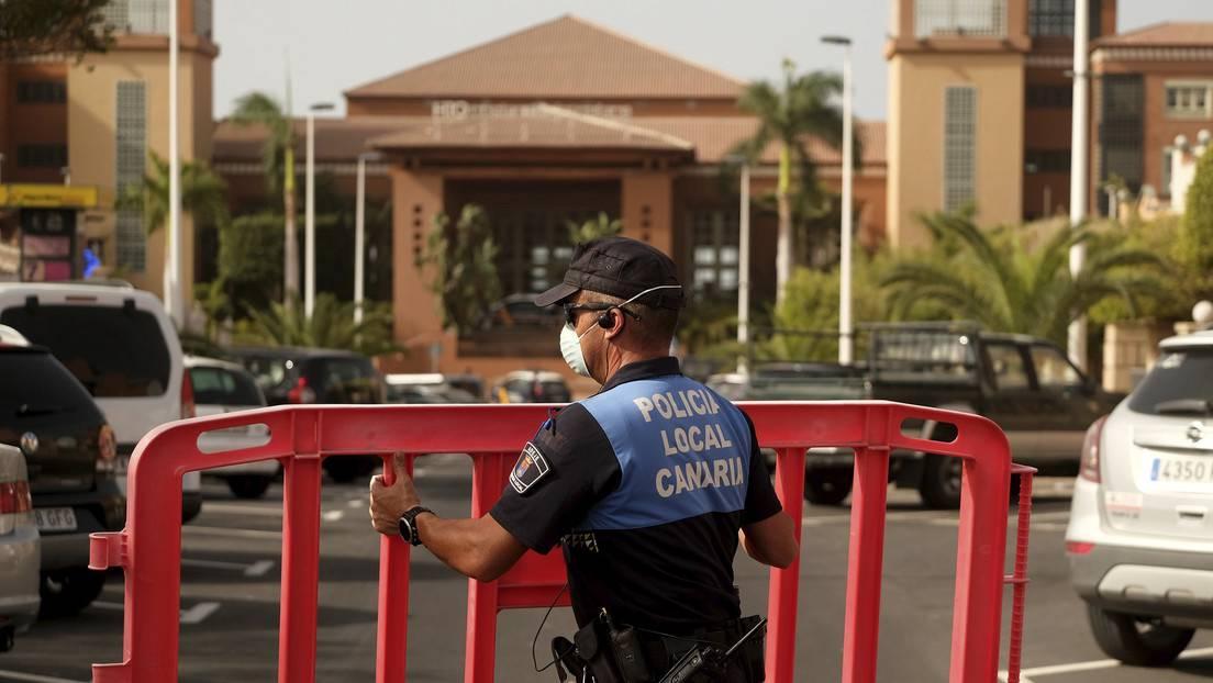 Resultado de imagen de España pone a hotel en cuarentena por caso de coronavirus