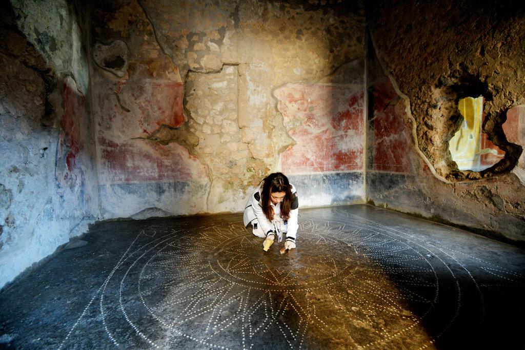 Image result for pompeya reabre despues de 40 años
