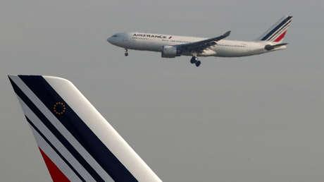 Los pilotos de un vuelo de Air France se pelean justo antes del despegue