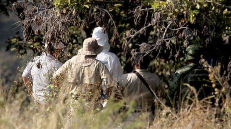 Descubren en el estado mexicano de Michoacán una fosa clandestina con 11 cuerpos