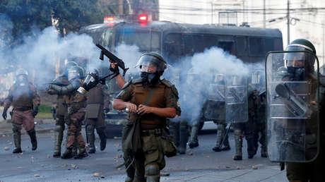 697 personas han sufrido golpizas por las fuerzas de seguridad durante las protestas en Chile