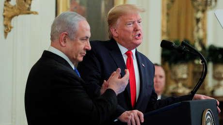 Israel ya diseña nuevos mapas para anexar partes de Cisjordania conforme al plan de Trump