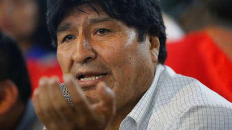 Evo Morales viaja a Cuba desde Argentina, donde se encuentra refugiado