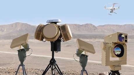 VIDEO: Un sistema antiaéreo israelí intercepta drones quemándolos con láser