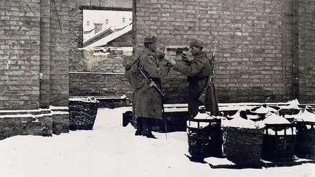 Rusia publica documentos desclasificados por el 75 aniversario de la liberación de Budapest de los nazis por el Ejército Rojo