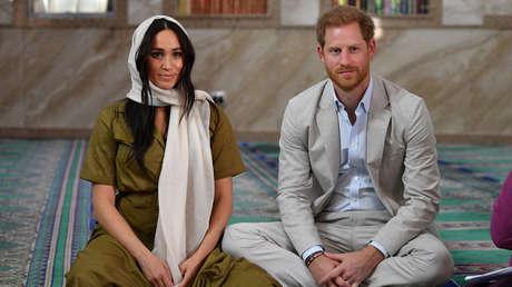 Meghan Markle y el príncipe Enrique despiden a todo su personal en Londres
