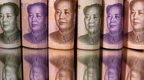 China pone en cuarentena los billetes usados para detener la propagación del covid-19
