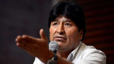 """Evo Morales: """"En tan solo tres meses el gobierno de facto de Áñez ha destruido todo lo que hemos construido con el pueblo"""""""