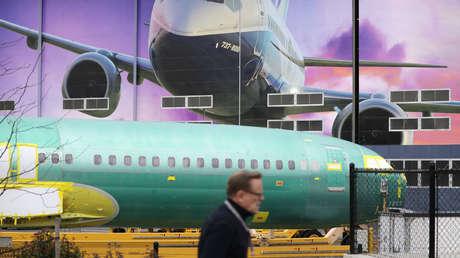 Boeing halla basura industrial en sus aviones 737 MAX