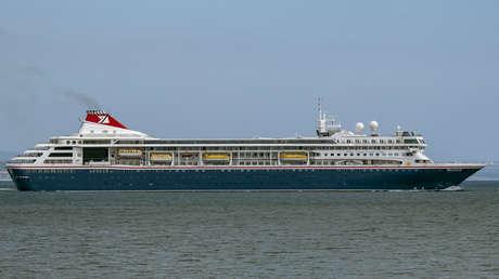 La República Dominicana prohíbe el desembarco de los pasajeros de un crucero con 1.512 personas a bordo por posibles casos de coronavirus