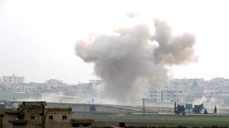 Ankara: Otro soldado turco muere en un ataque de artillería en Idlib