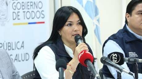 Confirman el primer caso del coronavirus en Ecuador