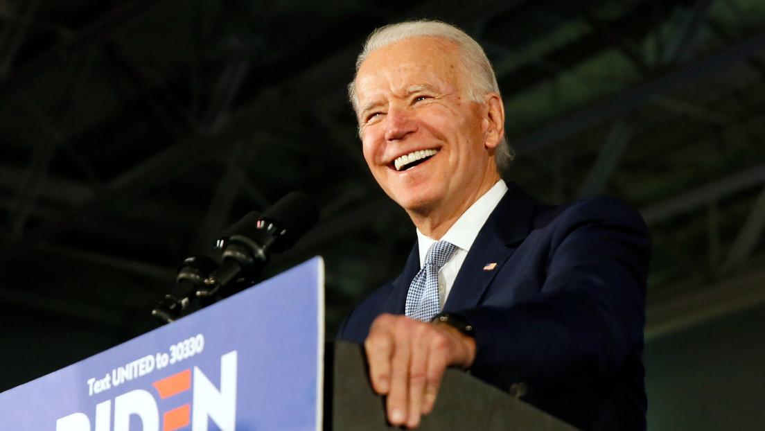 Joe Biden gana las primarias demócratas de Carolina del Sur