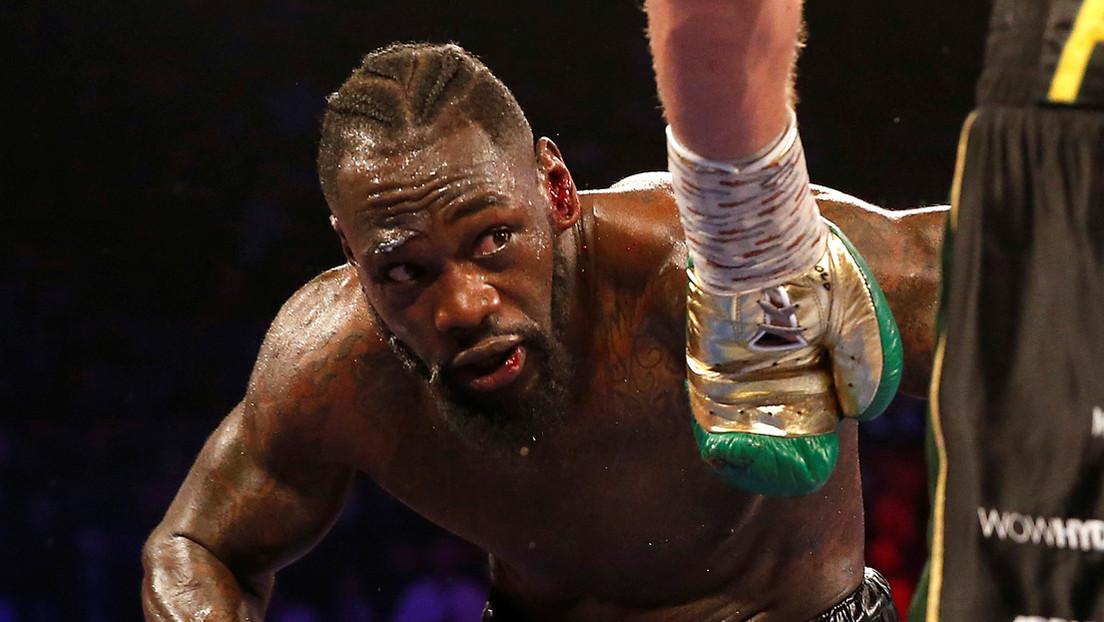 """Deontay Wilder a Tyson Fury una semana después de su derrota: """"La guerra acaba de comenzar"""""""