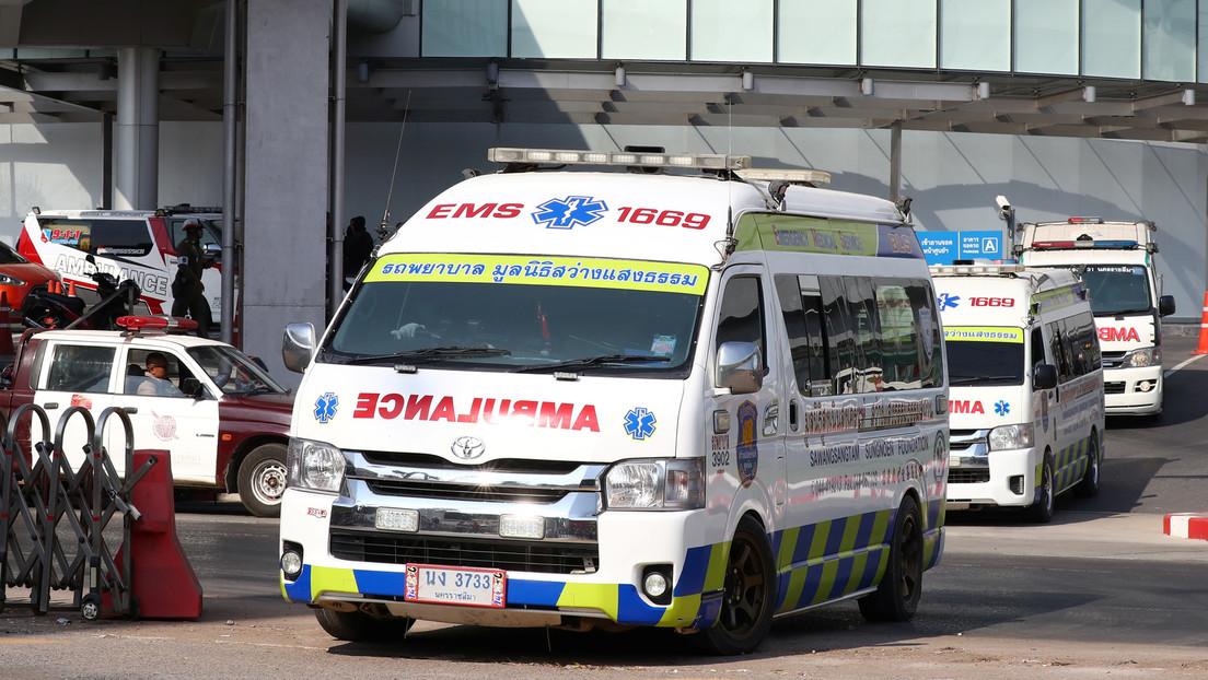Registran la primera muerte por coronavirus en Tailandia